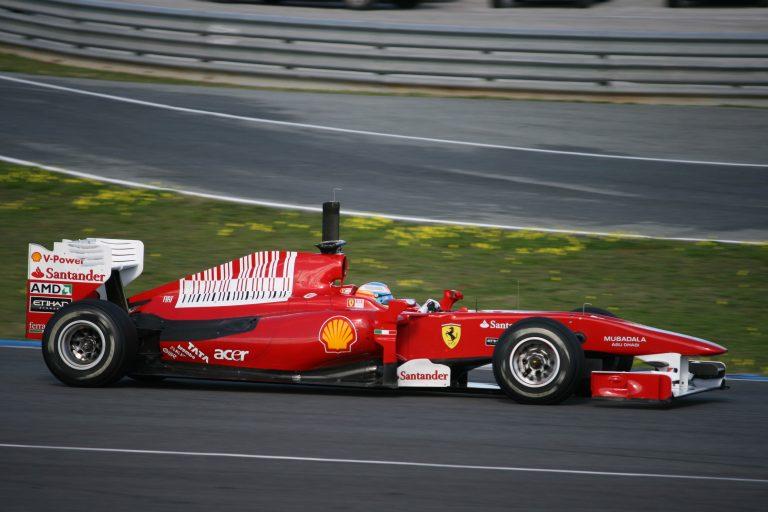 Audi F1