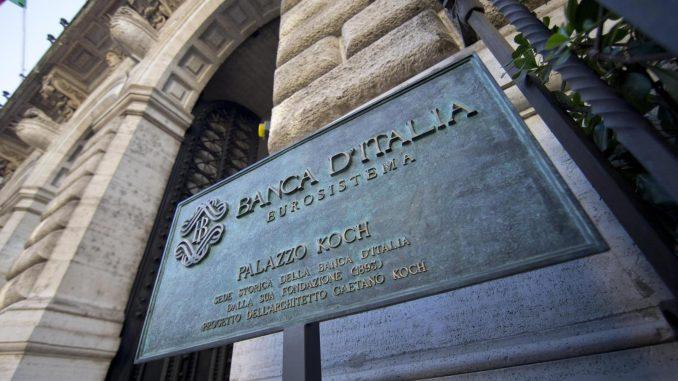 Bankitalia: la crescita del credito resta debole, migliora il mercato degli immobili