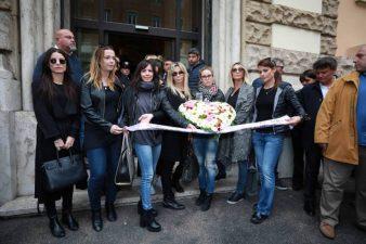 Funerali di Gianni Boncompagni