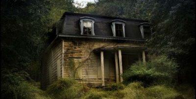 Casa infestata nello Stato di New York