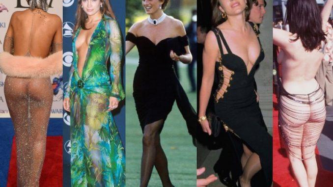 Vip: i vestiti che hanno fatto più scalpore