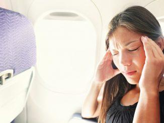 Come non soffrire il volo senza problemi