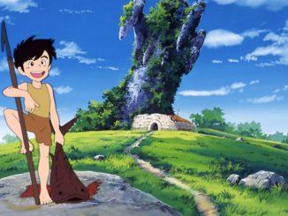 Conan, il ragazzo del futuro le sue avventure, il suo mondo