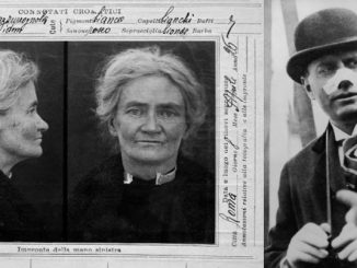 La storia di Violet Gibson, la donna che sparò a Mussolini