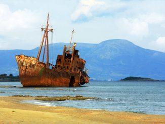 Dimitrios: il mistero della nave abbandonata sulle coste della Grecia