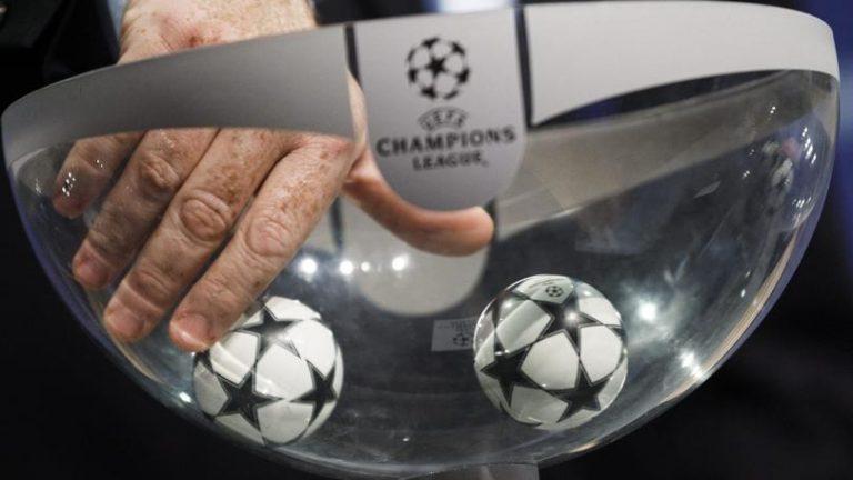 Champions League: il sorteggio di venerdì. Cosa rischia la Juve?