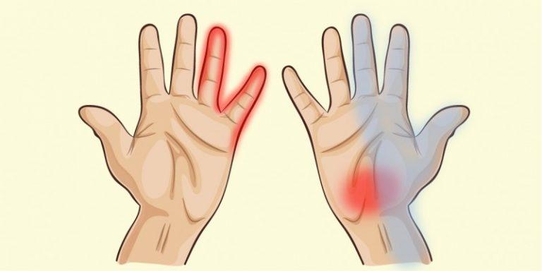 Mani indicatori dello stato di salute. Come capirlo