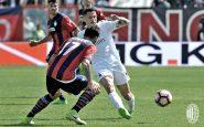 Crotone-Milan 1-1: un punto che rallegra i padroni di casa e rattrista gli ospiti. Ecco le pagelle
