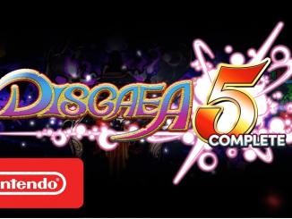 Disgaea 5 complete edition