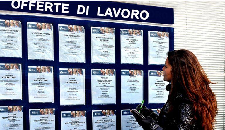 Istat, tasso disoccupazione a febbraio scende all'11,5%