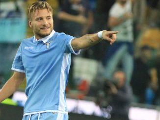Lazio, record di Immobile: battuti Rocchi e Pandev