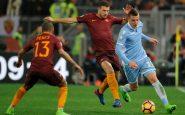 Roma-Lazio 1-3: i biancocelesti aiutano la Juve in corsa per lo scudetto. Ecco le pagelle