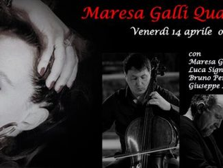 Maresa Galli Quartet allo ZTL