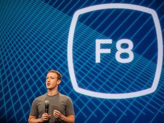 Mark Zuckerberg F8 Picture