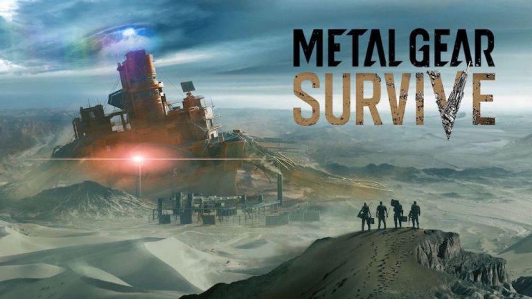 Metal Gear Survive: data uscita, anticipazioni, prezzi