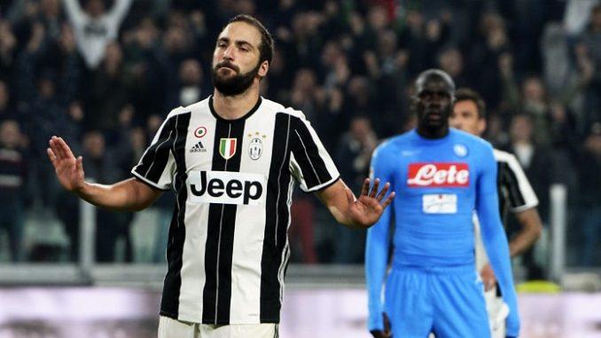 Gonzalo Higuain porta il Napoli in Tribunale: richiesti al club 600mila euro