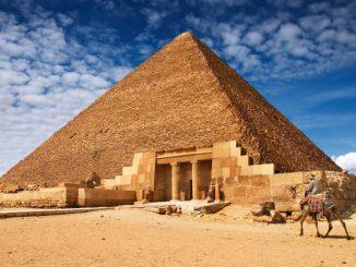 Piramide di Cheope: foto imperdibili del grande monumento