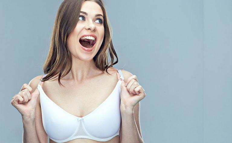 Reggiseno: 7 vantaggi utili per non indossarlo