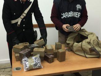 Roma, blitz dei carabinieri in un call center: arrestati 5 spacciatori