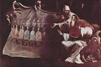 Paolo III, visione del Concilio di Trento
