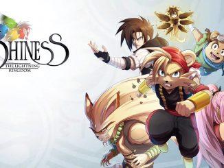 shiness the lightning kingdom: prezzi, recensioni, console