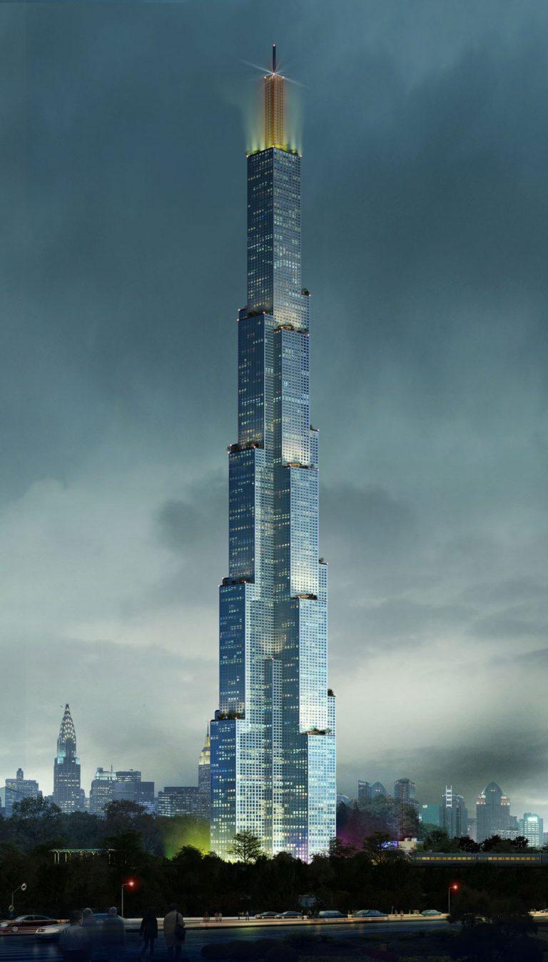 il grattacielo pi alto del mondo sar in cina