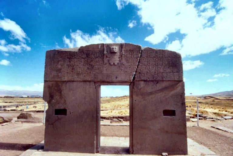 Porta del sole di Tiwanaku: antico calendario astronomico