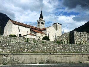 Panoramica di Venzone