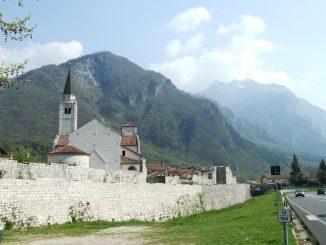 Venzone, il borgo