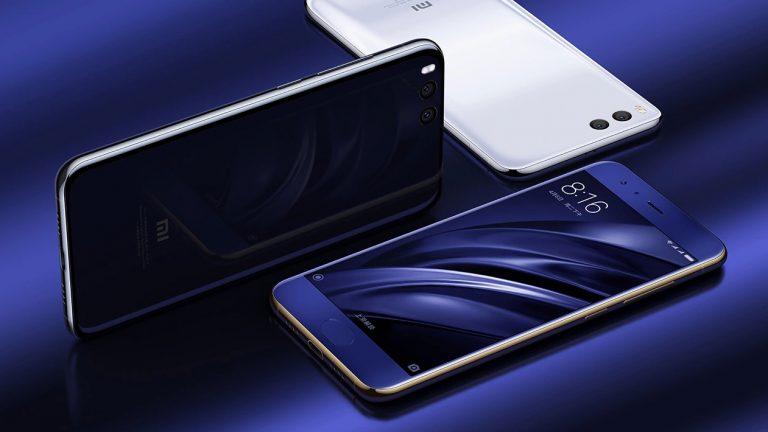 Xiaomi Mi 6 official images 768x432