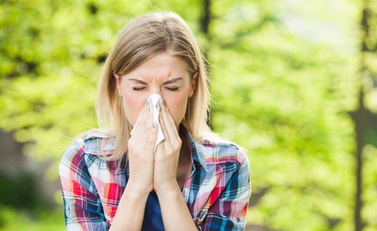 Calendario pollini allergenici