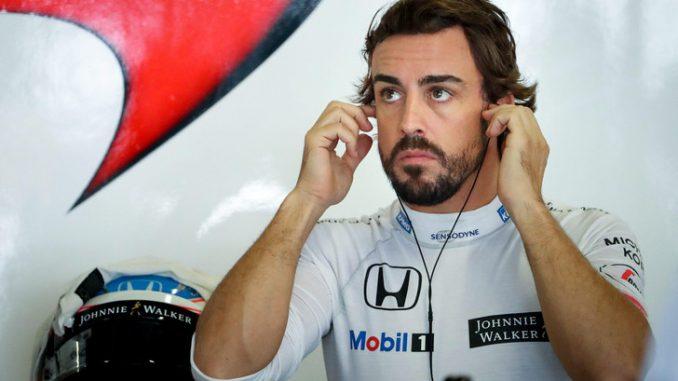 Formula 1, Gp di Montecarlo: Button al posto di Alonso che volerà a Indianapolis