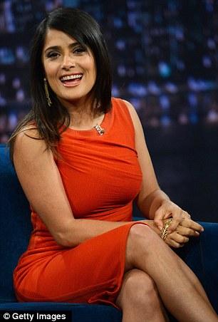 Salma Hayek: curiosità sull'attrice messicana