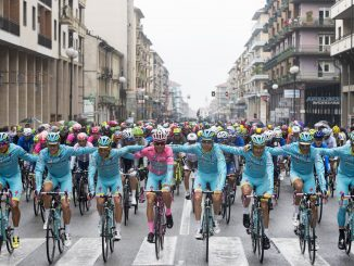 Quest'anno si festeggia il 100esimo compleanno del Giro d'Italia e per l'occasione sono in programma due tappe in Sicilia.