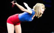 Taylor Swift: foto completamente senza veli