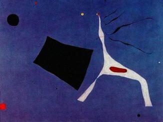Título: Caballo de circo (1925). Técnica:  Óleo sobre lienzo.  Museo: Musee d'Ixelles. Bruselas. Bélgica.