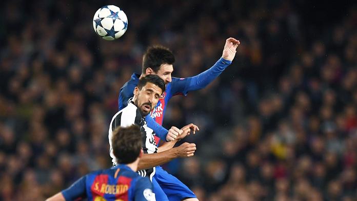 Champions, Barça-Juve 0-0: il muro bianconero manda a casa i blaugrana. Ecco le pagelle