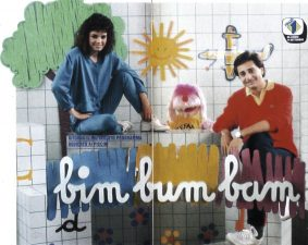 I conduttori di Bim Bum Bam