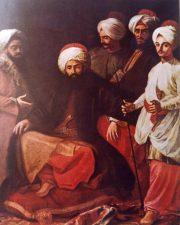 Ambasciatori Turchi di Giuseppe Bonito