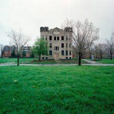 Ex ospedale psichiatrico a Detroit