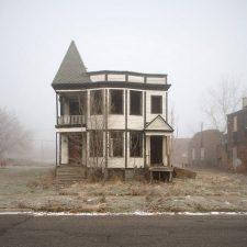 """Casa """"col cappello a punta""""  (Detroit)"""