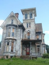 Casa infestata in Pennsylvania
