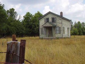 Casa infestata nel Texas