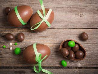 Uova cioccolato: come riciclarle per una ricetta