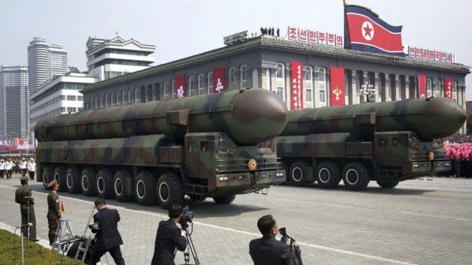 Corea del Nord, fallito il test del nuovo missile