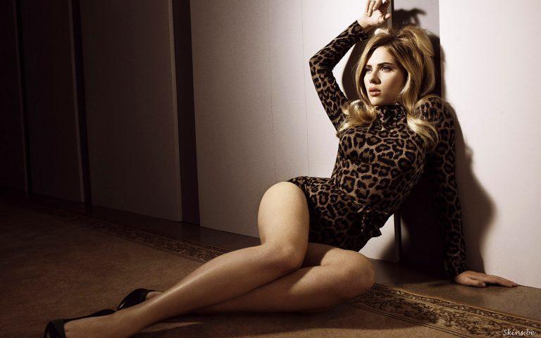 Scarlett Johansson - Foto senza veli