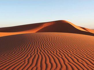 deserto iran
