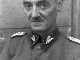 Oskar Dirlewanger: la storia e la vita dell'uomo più spietato delle SS