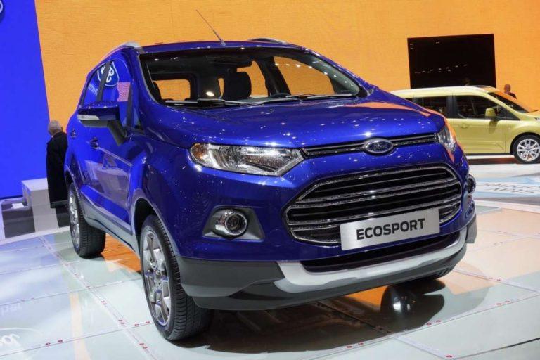 Ford Ecosport Titanium Caratteristiche Motori Prezzi