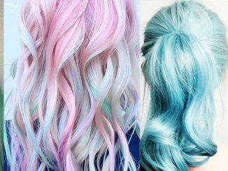 I colori dei capelli più attuali del momento: le foto